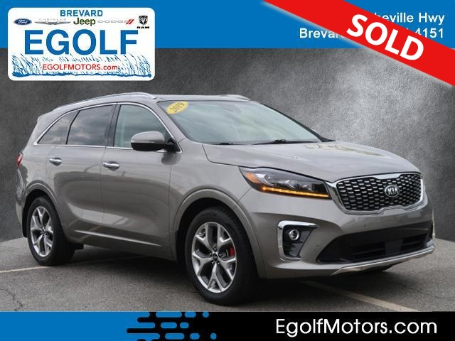 2019 Kia Sorento  - Egolf Motors