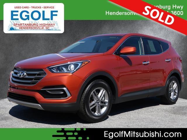 2017 Hyundai Santa Fe Sport  - Egolf Motors