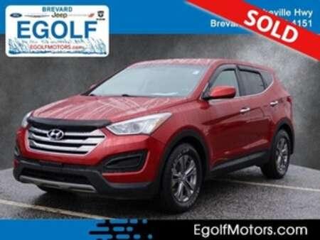 2014 Hyundai Santa Fe Sport 2.4L AWD for Sale  - 11010A  - Egolf Motors