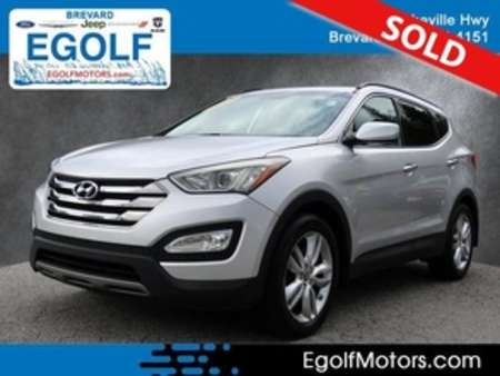 2013 Hyundai Santa Fe 2.0T for Sale  - 5139A  - Egolf Motors
