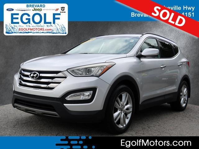 2013 Hyundai Santa Fe  - Egolf Motors