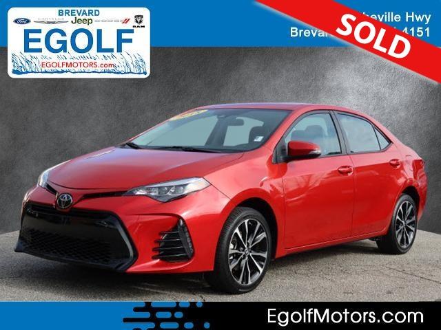 2018 Toyota Corolla  - Egolf Motors