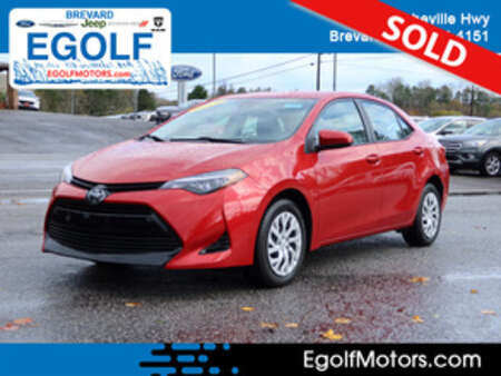 2018 Toyota Corolla LE for Sale  - 11036  - Egolf Motors
