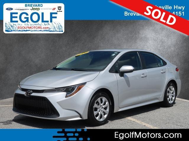 2021 Toyota Corolla  - Egolf Motors