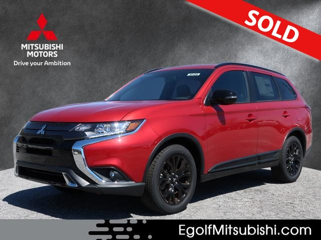 2019 Mitsubishi Outlander  - Egolf Motors