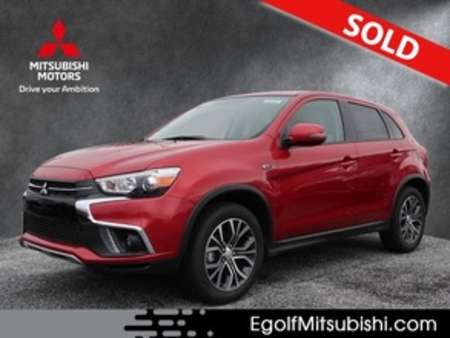 2019 Mitsubishi Outlander Sport SE for Sale  - 30103  - Egolf Motors