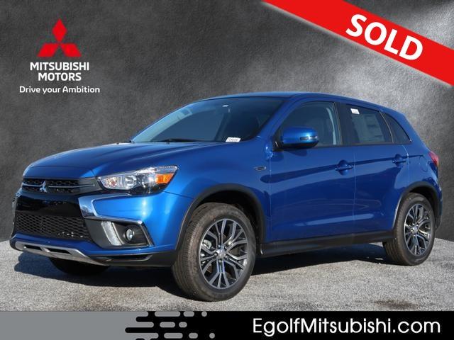 2019 Mitsubishi Outlander Sport  - Egolf Motors