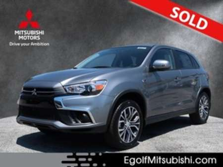 2019 Mitsubishi Outlander Sport ES 2.0 Awc CVT for Sale  - 30122  - Egolf Motors