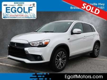 2017 Mitsubishi Outlander Sport LE for Sale  - 5115A  - Egolf Motors