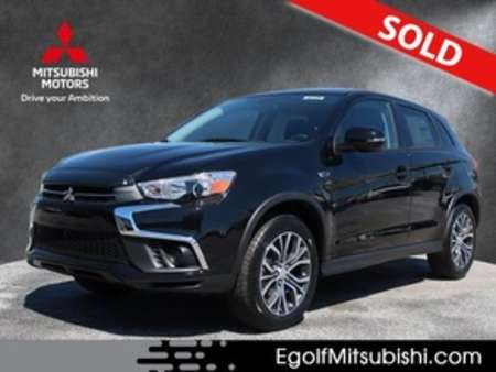 2019 Mitsubishi Outlander Sport ES for Sale  - 30109  - Egolf Motors