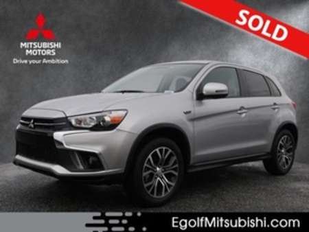 2018 Mitsubishi Outlander Sport 2.4 SE for Sale  - 30067  - Egolf Motors
