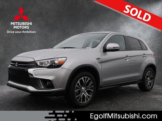 2018 Mitsubishi Outlander Sport  - Egolf Motors