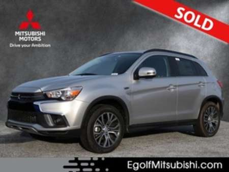 2018 Mitsubishi Outlander Sport 2.4 SEL for Sale  - 30058  - Egolf Motors