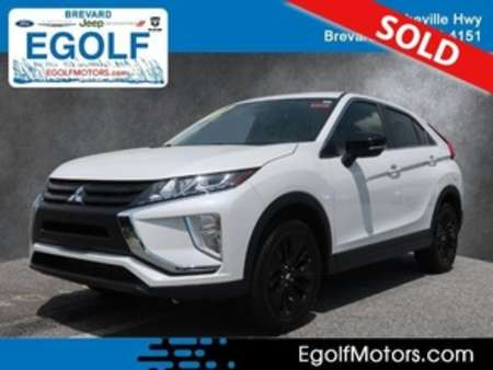 2019 Mitsubishi Eclipse Cross LE for Sale  - 82402  - Egolf Motors