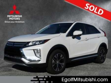 2018 Mitsubishi Eclipse Cross SE for Sale  - 30011  - Egolf Motors
