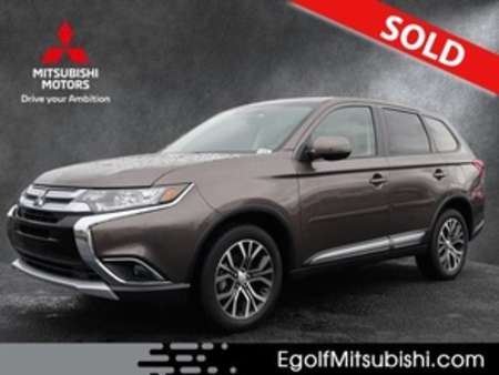 2018 Mitsubishi Outlander SE for Sale  - 30084  - Egolf Motors