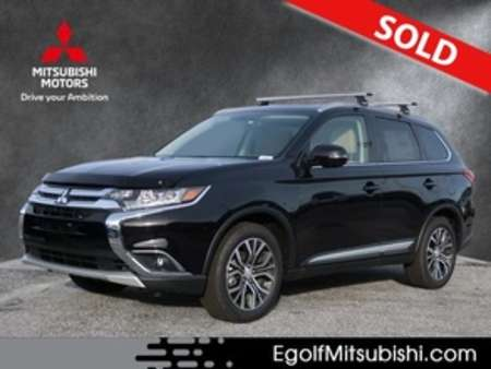 2018 Mitsubishi Outlander SEL for Sale  - 30092  - Egolf Motors