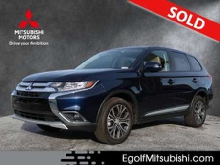 2018 Mitsubishi Outlander SE for Sale  - 30082  - Egolf Motors