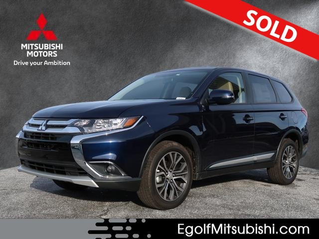 2018 Mitsubishi Outlander  - Egolf Motors