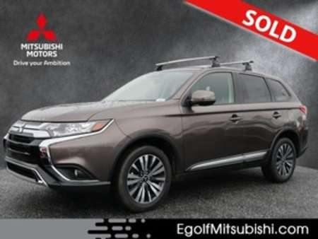 2019 Mitsubishi Outlander SE for Sale  - 30076  - Egolf Motors