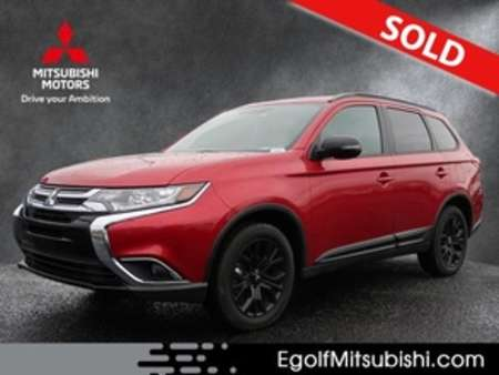 2018 Mitsubishi Outlander LE for Sale  - 30080  - Egolf Motors