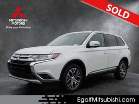 2018 Mitsubishi Outlander SE for Sale  - 30099  - Egolf Motors