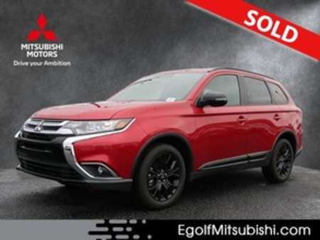 2018 Mitsubishi Outlander LE for Sale  - 30078  - Egolf Motors