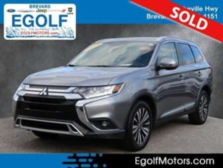 2019 Mitsubishi Outlander SEL for Sale  - 82469  - Egolf Motors