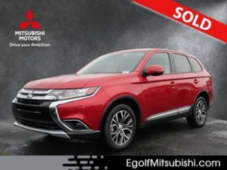 2018 Mitsubishi Outlander SE for Sale  - 30083  - Egolf Motors
