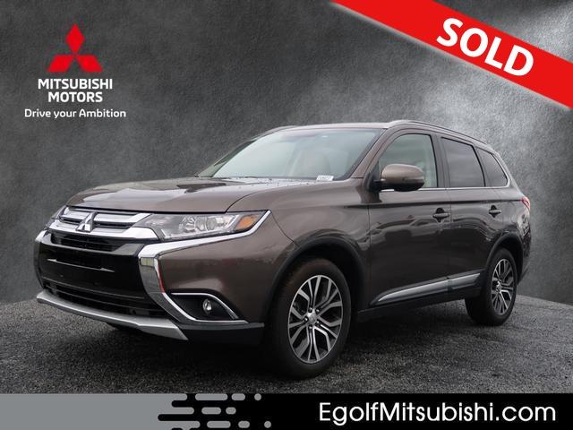 2018 Mitsubishi Outlander  - Egolf Motors