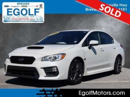 2019 Subaru WRX Base for Sale  - 11000A  - Egolf Motors