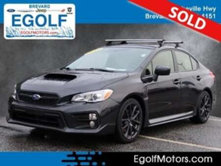 2019 Subaru WRX Premium for Sale  - 82421A  - Egolf Motors