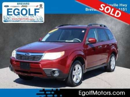 2010 Subaru Forester 2.5X Limited for Sale  - 21968A  - Egolf Motors
