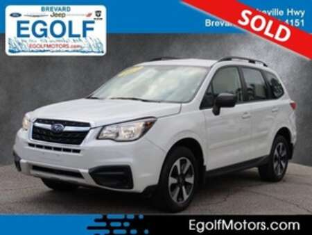 2017 Subaru Forester 2.5i for Sale  - 82477  - Egolf Motors