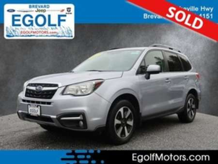 2017 Subaru Forester 2.5i Limited for Sale  - 10915  - Egolf Motors