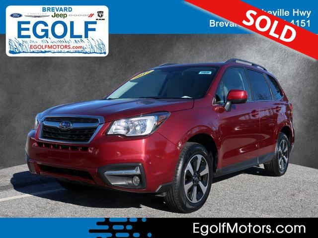 2017 Subaru Forester  - Egolf Motors
