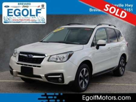 2018 Subaru Forester 2.5i Limited for Sale  - 82479  - Egolf Motors
