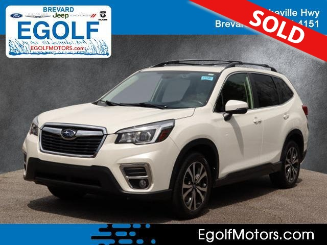 2019 Subaru Forester  - Egolf Motors