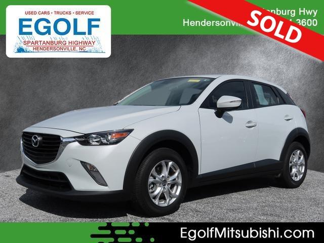 2016 Mazda CX-3  - Egolf Motors