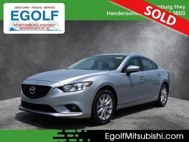 2016 Mazda Mazda6  - Egolf Motors