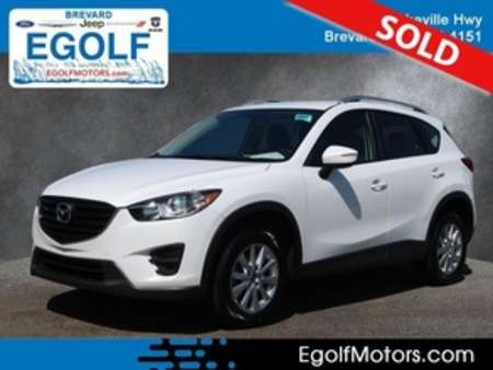 2016 Mazda CX-5 Sport AWD for Sale  - 10841  - Egolf Motors