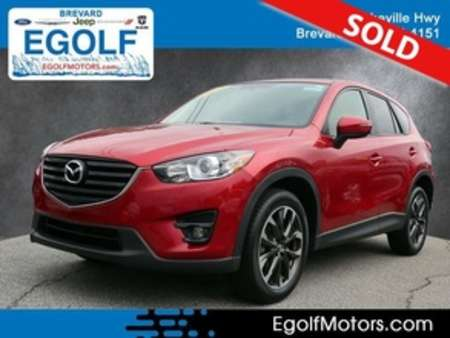 2016 Mazda CX-5 Grand Touring AWD for Sale  - 10925  - Egolf Motors