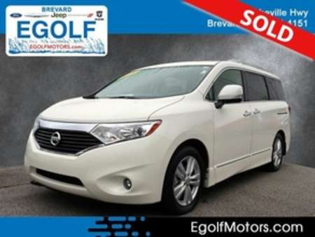 2015 Nissan Quest 3.5 SL for Sale  - 21795A  - Egolf Motors