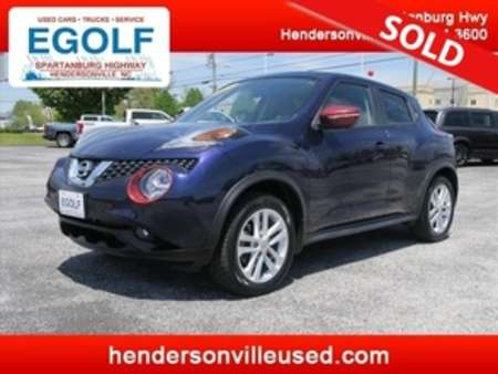 2015 Nissan Juke SL for Sale  - 7473  - Egolf Motors