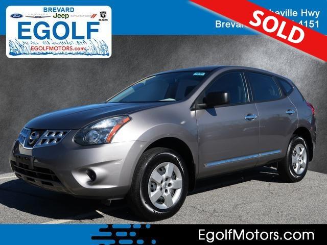 2015 Nissan Rogue Select  - Egolf Motors
