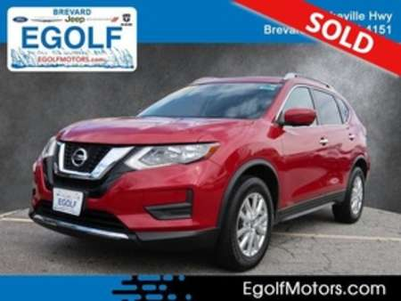 2017 Nissan Rogue SV AWD for Sale  - 10937  - Egolf Motors