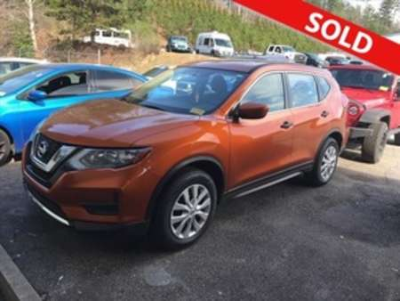 2017 Nissan Rogue S AWD for Sale  - 5188A  - Egolf Motors