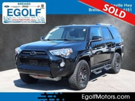 2020 Toyota 4Runner SR5 Premium 4WD for Sale  - 21995A  - Egolf Motors