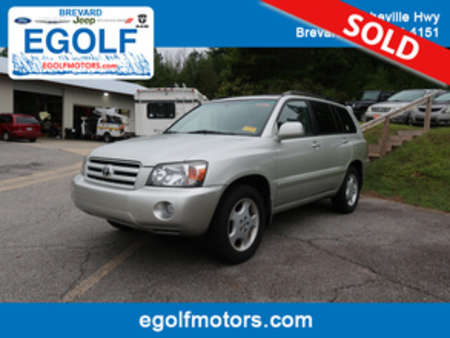 2004 Toyota Highlander Limited for Sale  - 82337  - Egolf Motors