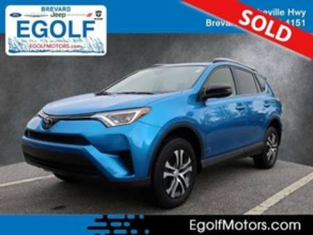 2018 Toyota Rav4 LE AWD for Sale  - 5217B  - Egolf Motors